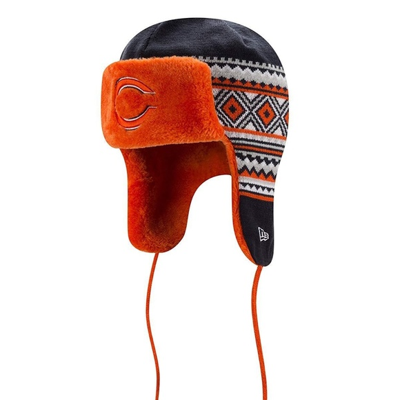 9eaef3c4138 NFL Chicago Bears Trapper Hat